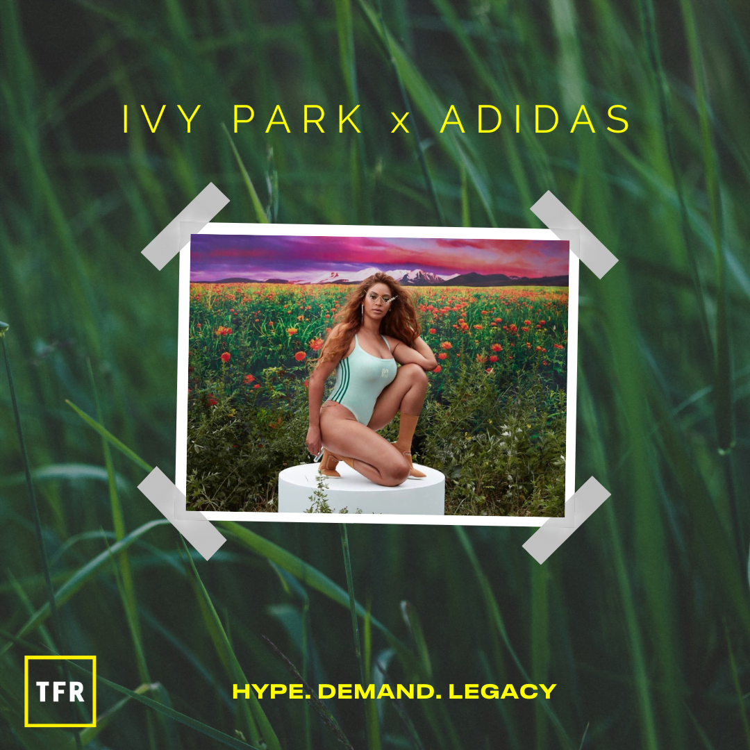 Queen Bee and Retail: The new Ivy Park x Adidas Launch