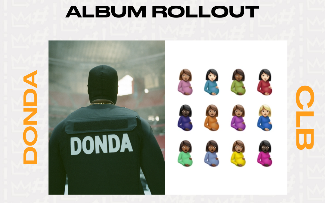 The Art of The Album Rollout